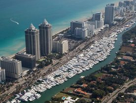 Palm Beach Boat Show Opens Today