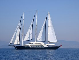 Mediterranean yacht charter deal: superyacht MEIRA offers special rates
