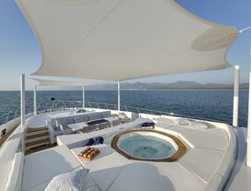 Overmarine Superyacht 'Da Vinci' Now Available For Charter
