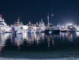 Dubai International Boat Show 2018 now underway