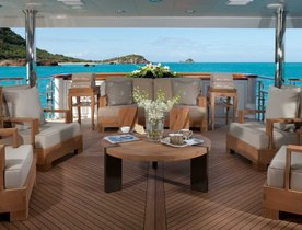 Superyacht IMPROMPTU Opens For Virgin Islands Charters
