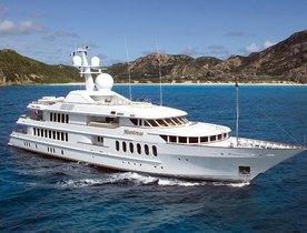 Charter Yacht Huntress Impresses at Miami Show