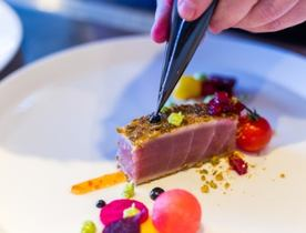 Superyacht ICON's Chef Wins Top Prize at 2014 Antigua Charter Yacht Show