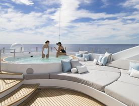 Motor Yacht TURQUOISE Reveals Christmas Availability in the Caribbean