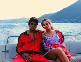 Beyonce shares the magic of chartering a superyacht with her millions of followers