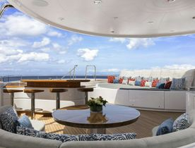 Feadship superyacht BROADWATER offers special Mediterranean charter deal