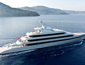 Motor yacht SAVANNAH available for West Mediterranean charters in summer 2020