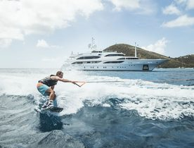 Motor Yacht MEAMINA Reveals Charter Availability in the Mediterranean