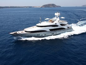 Superyacht 'Libra Star' Joins Global Charter Fleet