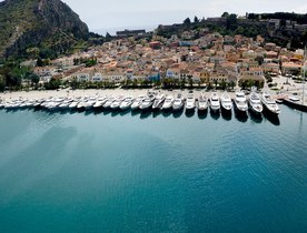 Mediterranean Yacht Show 2015