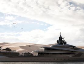 Oceanco unveil astonishing 105m Esquel expedition concept