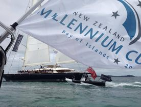 Charter Yacht SILENCIO Wins on Day One of Millennium Cup