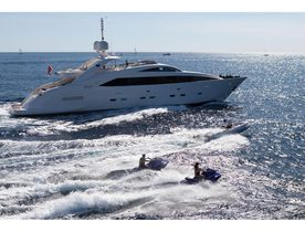 'WHISPERING ANGEL' Charter Yacht Available in the Med