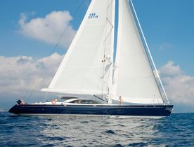 S/Y NOSTROMO has Charter Availability in August
