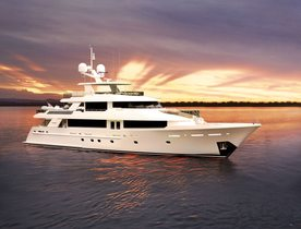 New Charter Yacht 'W' Available in the Bahamas in February