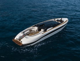 Wooden Boats 14m tender ready to join superyacht