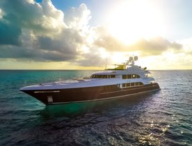 Motor Yacht REBEL Offers Special Charter Deal on Caribbean Vacations