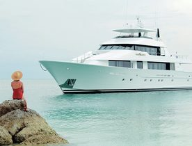 Superyacht Mary Alice II now accommodates 12 Charter Guests