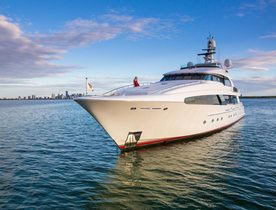 Superyacht USHER Offers Outstanding Charter Deal