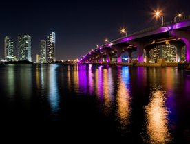Miami Boat Show Entry Route Changed