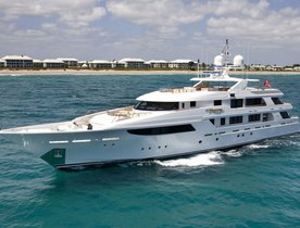 Luxury Yacht HARMONY Offering Charters in the Caribbean