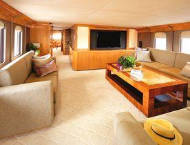 Expedition Yacht ANDA Joins Global Charter Fleet