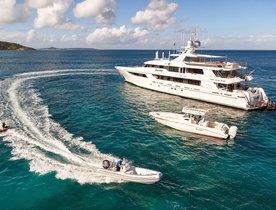 Superyacht TRENDING Joins The Charter Fleet