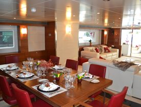 Superyacht BRIO New for Charter in the Caribbean