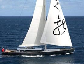 S/Y RED DRAGON in the Seychelles