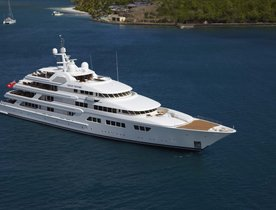 Superyacht OCEAN VICTORY Joins Charter Fleet