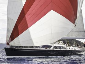 Sailing Yacht CLEVELANDER Offers New Year's Charters in the British Virgin Islands