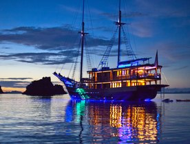 A Rumble in the Jungle: The Story Of Charter Yacht 'Dunia Baru'