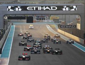Abu Dhabi Grand Prix 2014