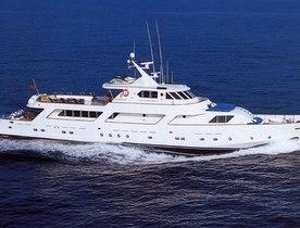 AVA Charter Yacht Available In Monaco