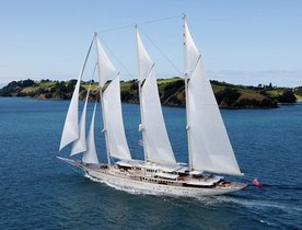 Charter S/Y Athena over the festive season