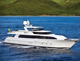 SYMPHONY II Thanksgiving Charter in the Caribbean
