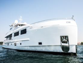 Superyacht 'SERENITAS II' Delivered and Open For Charter