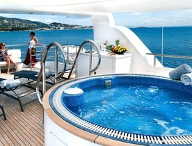 Superyacht 'Christina G' Offers Special Charter Rate In Ibiza