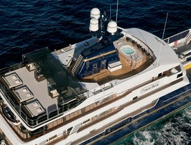 Save €30,000 On Charters Aboard Expedition Yacht 'Force Blue'