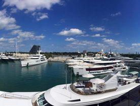 Round-Up of Yachts Miami Beach 2017