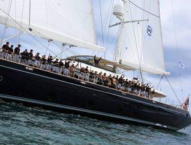 Charter Yacht SILENCIO Wins 2015 New Zealand Millennium Cup