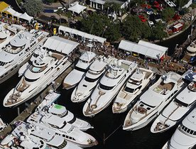 5 Must See Charter Yachts Attending FLIBS 2016