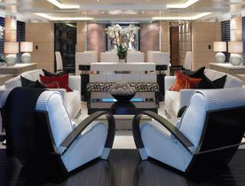 41.8m Charter Yacht NATORI Available in June at Reduced Rate