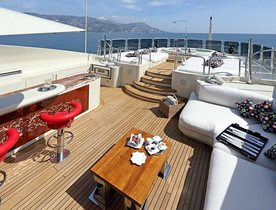 Benetti Superyacht ULYSSES Drops Rate for Monaco Grand Prix Charter