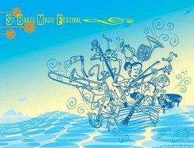 St Barts Music Festival Yacht Charter