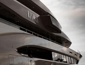 Video: Inside superyacht Kismet -  the longest yacht at the Monaco Yacht Show 2018