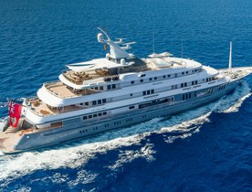 Amels charter yacht BOADICEA signs up to Monaco Yacht Show 2018