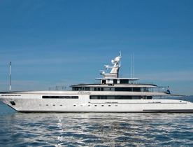 Superyacht ETERNITY joins global yacht charter fleet