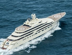 Making Superyacht DILBAR: The World's Largest Yacht