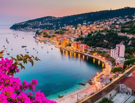 The most beautiful and secluded anchorages on the French Riviera